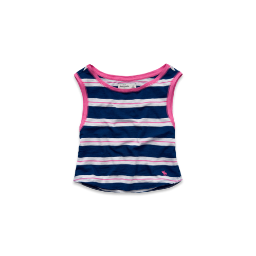 STRIPES brieann tank