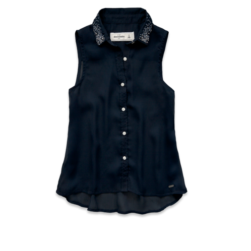 girls jane chiffon shirt