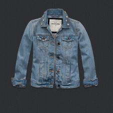 girls fiona denim jacket