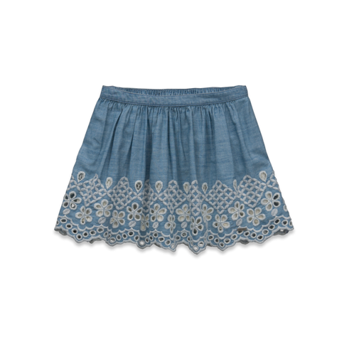 girls bailey skirt