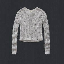 girls johanna shine sweater