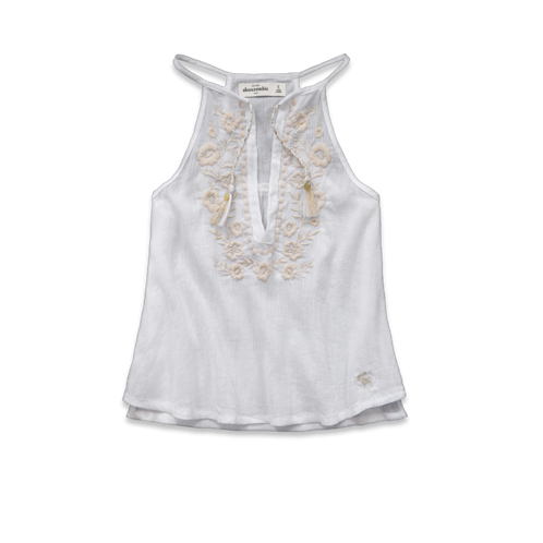 girls madison tank