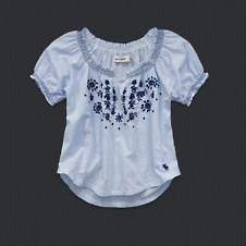 girls caily top