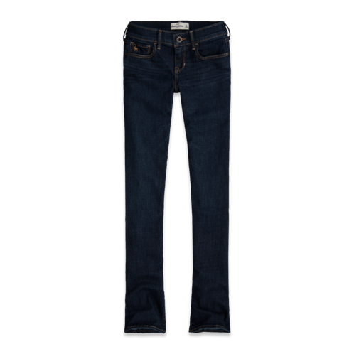 bottoms a&f boot jeans