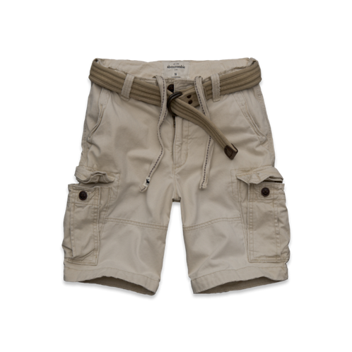 SHORTS & FUN a&f cargo shorts