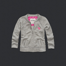 girls meredith fleece  jacket