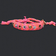 girls colorful bracelet