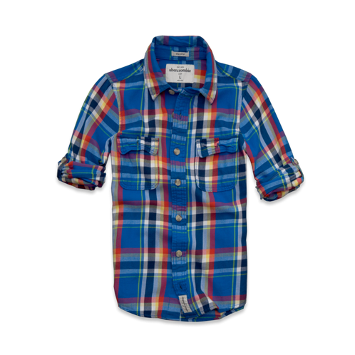 tops boreas mountain twill shirt