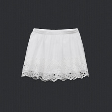 girls brittan skirt
