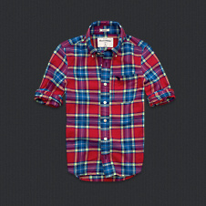 boys adams mountain oxford shirt