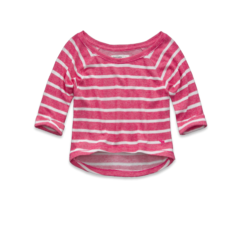girls mia tee
