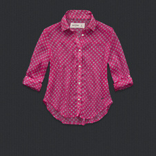 girls jennie chiffon shirt