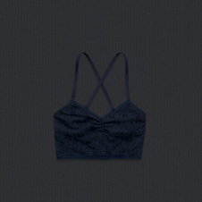 girls lucy cropped layer cami