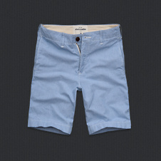boys a&f classic fit shorts