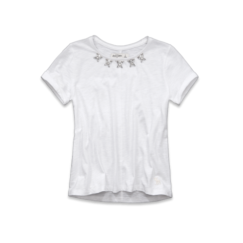 girls codie shine top