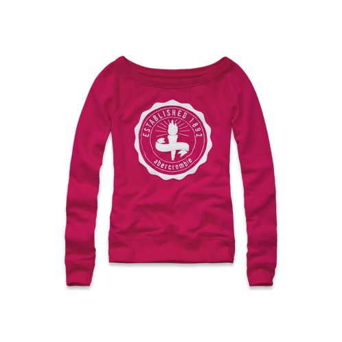 girls brieann shine sweatshirt