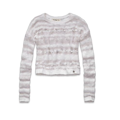 girls gwyneth shine sweater