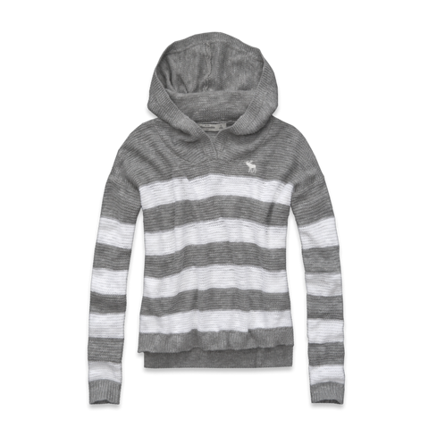 girls breana hooded sweater