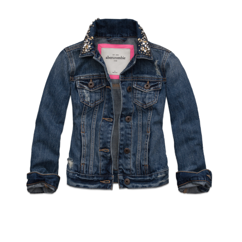 outerwear emma denim jacket