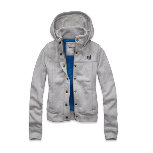 girls skyler fleece jacket