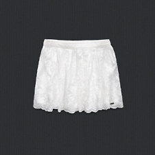 girls elsie shine skirt