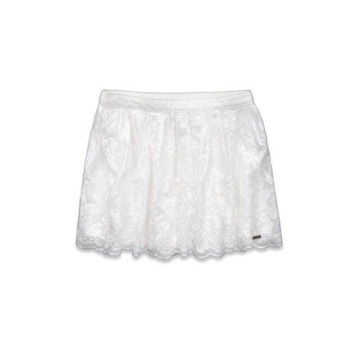 bottoms elsie shine skirt