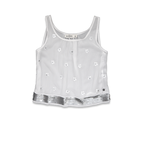 girls harper shine top