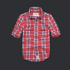 boys colden dam twill shirt