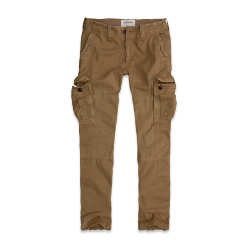 bottoms a&f cargo pants