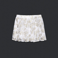 girls tristen shine skirt