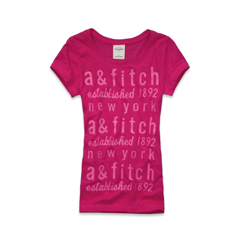girls brett tee