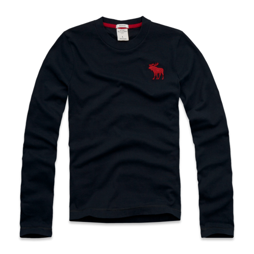 great little gifts solid long sleeve tee