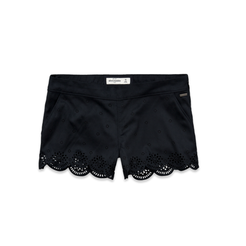featured items pretty suede shorts