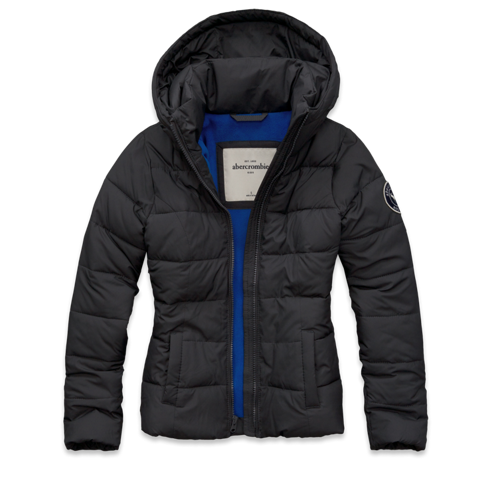 featured items puffer jacket