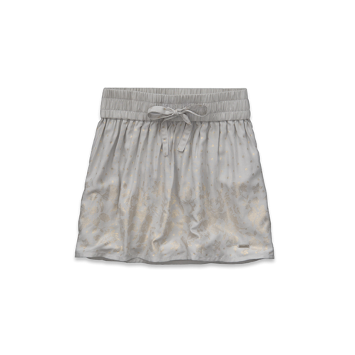 girls pretty shine skirt