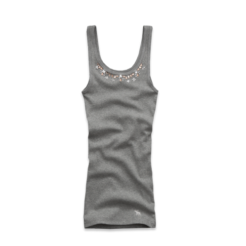 featured items cute shine tank