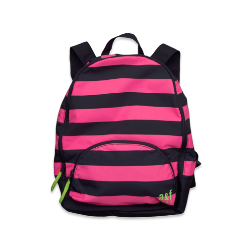 girls pop-color backpack