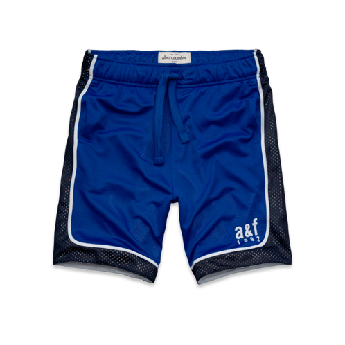 bottoms a&f athletic shorts
