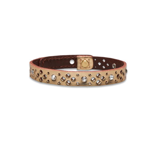 girls studded bracelet