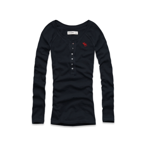 featured items classic henley