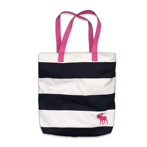 striped tote bag striped tote bag
