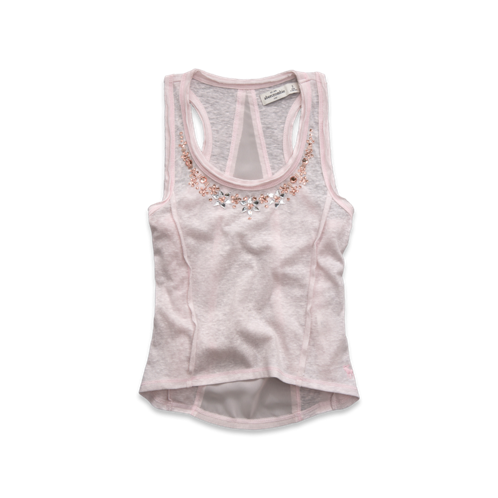 girls shine tank