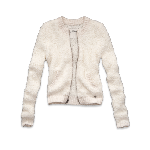 girls cute textured sweater