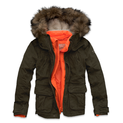 fish hawk cliff jacket