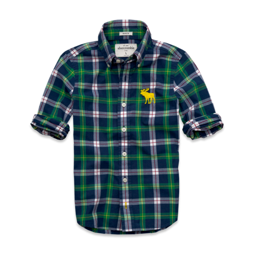 boys dickerson notch shirt