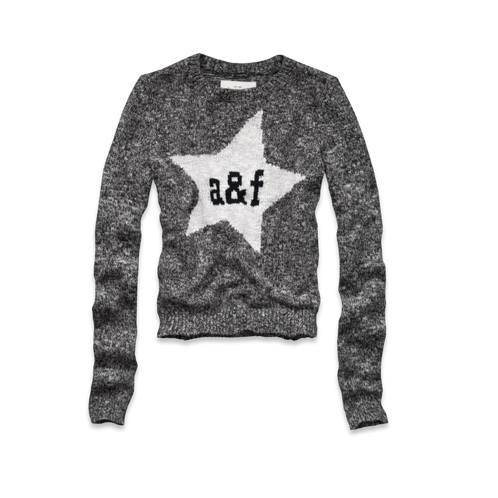 girls preppy logo sweater