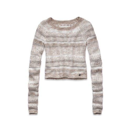 tops shine pullover sweater