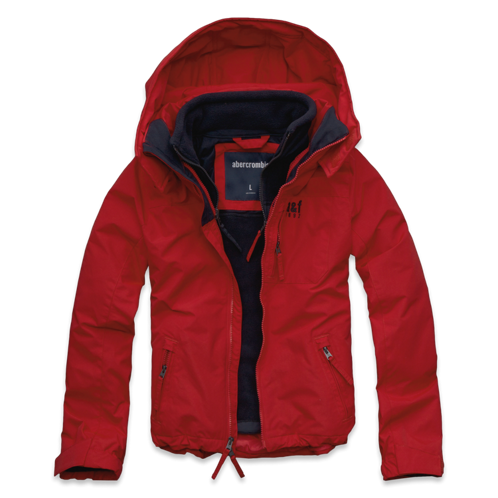 guys east river trail jacket