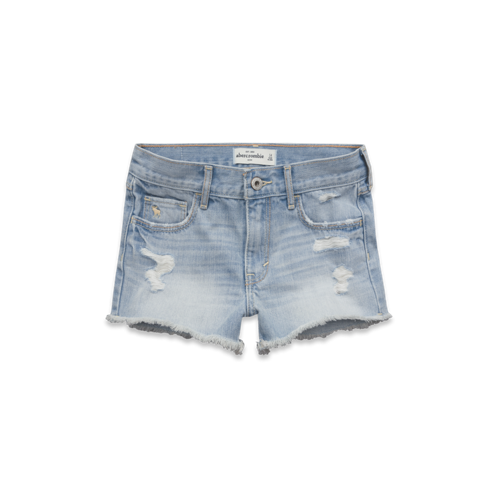 bottoms a&f high rise shorts