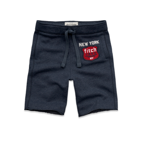featured items a&f athletic shorts